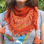 Juliana Wrap by Rachel Lintern