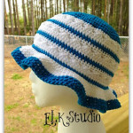 Southern comfort Summer Hat by Kathy Lashley