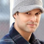 Streetwise Brim Hat by Sharon Mann for Red Heart