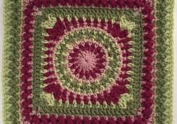 Crochet Andrea 12″ Square