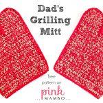 Dad's Grilling Mitt