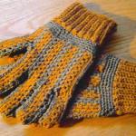 Sideways Men's Gloves