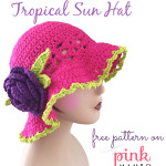 Tropical Sun Hat